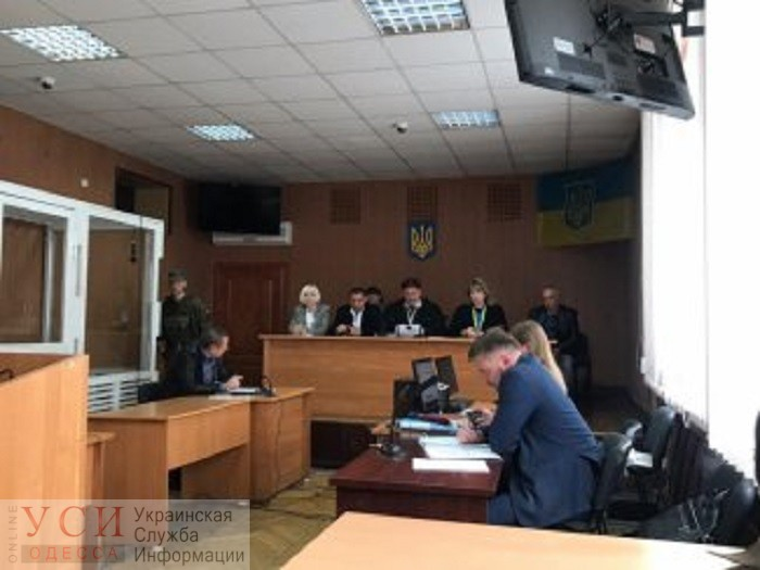 Cуд по делу убийцы из Одесского СИЗО: обвиняемому продлили меру пресечения на 2 месяца «фото»