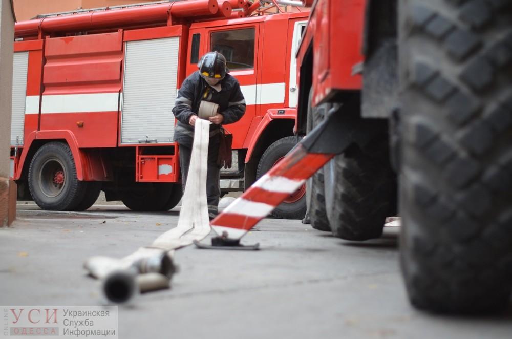 В Окнянском районе мужчина погиб во время пожара в своем доме «фото»