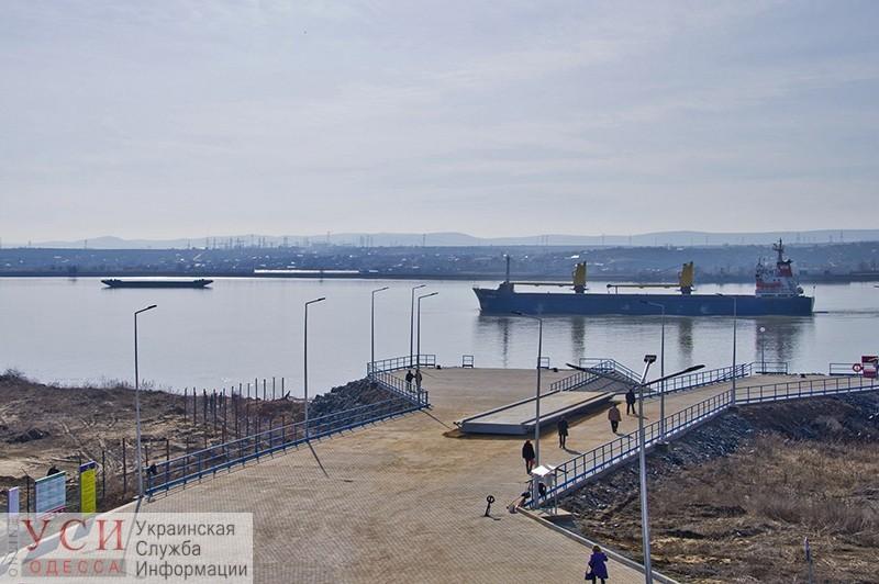 Паромная переправа через Дунай в Румынию заработает не раньше сентября «фото»