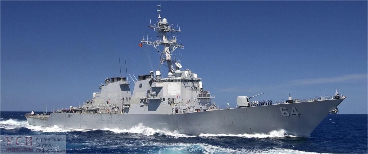 Американский военный эсминец с «Томагавками» прибудет в Одессу «фото»