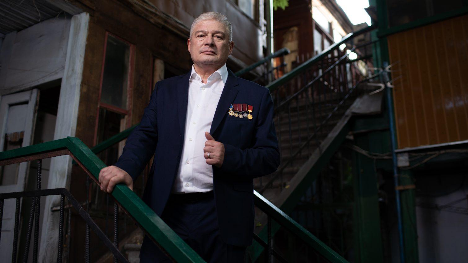 Евгений Червоненко: «В Одессе все говорят про Порто-Франко, а я предлагаю Сан-Франциско» «фото»