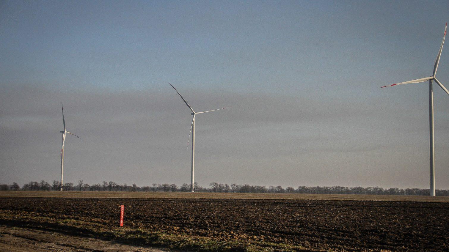 Под Одессой собираются построить новую ветряную электростанцию «фото»