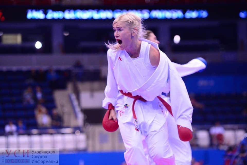 Каратистка из Одесской области выиграла для Украины 15-е «золото» Минска-2019 «фото»