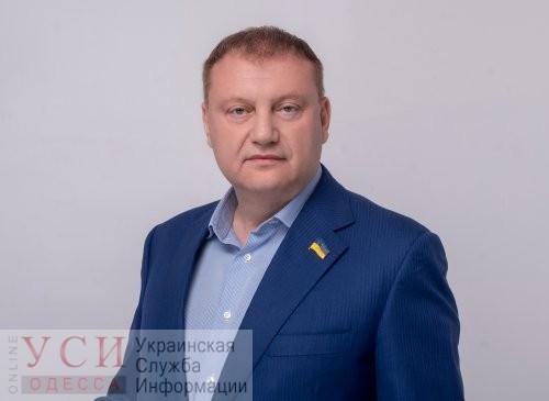 Одесского нардепа Чекиту вызывают для дачи пояснений в антикоррупционное агентство «фото»