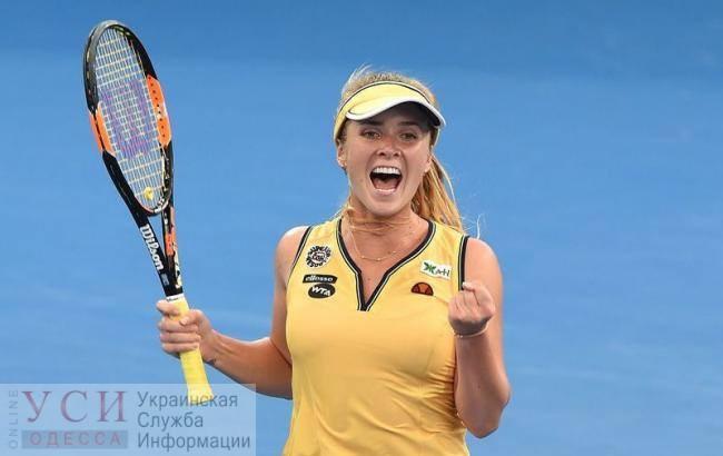 Свитолина пробилась во второй круг Wimbledon «фото»