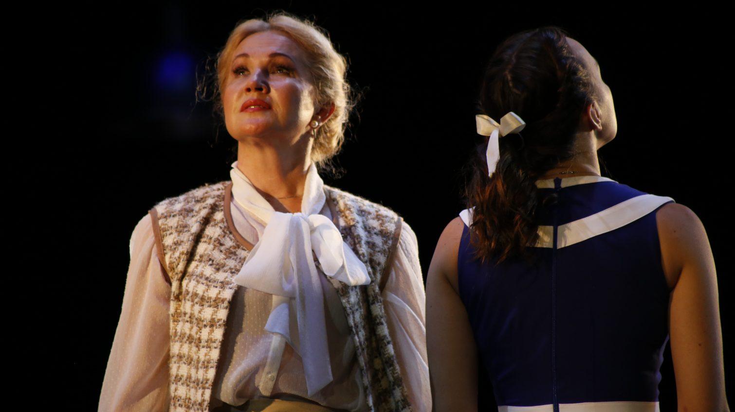 «Полет в ритме танго»: Закрытие сезона в Украинском театре (фоторепортаж) «фото»