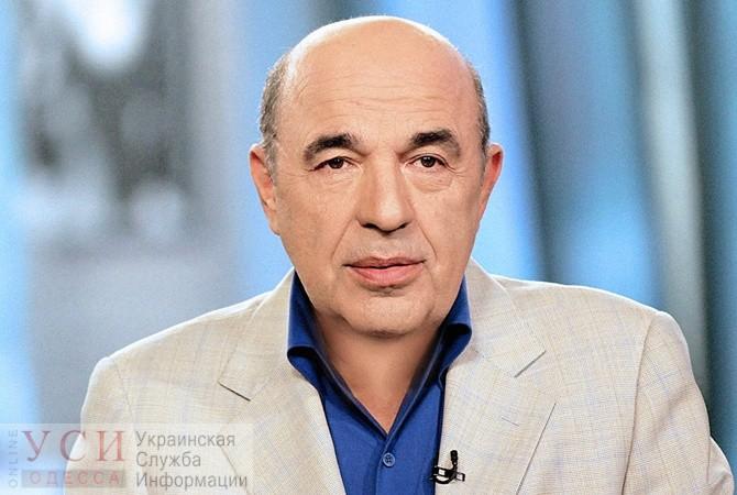 Конфликт «оппозиционеров»: Рабинович отказался от дальнейшей поддержки Труханова «фото»
