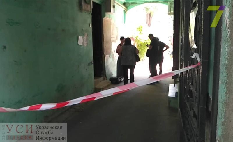 В центре Одессы мужчина убил свою жену, ранил сына и попытался покончить с жизнью (фото) «фото»