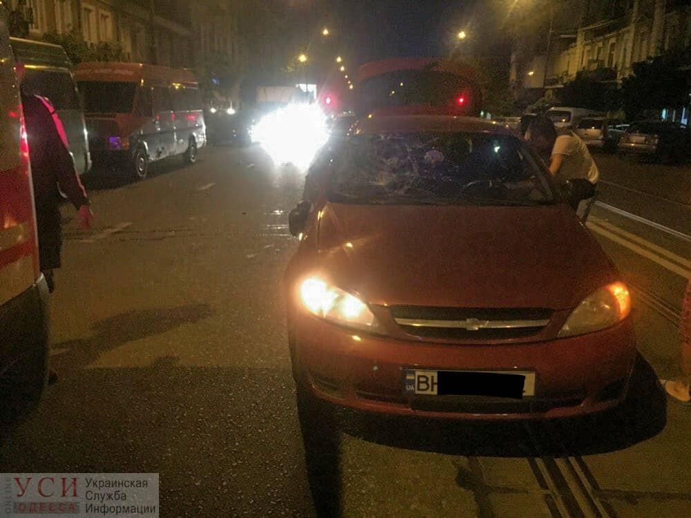 В ДТП на Тираспольской погиб пешеход «фото»