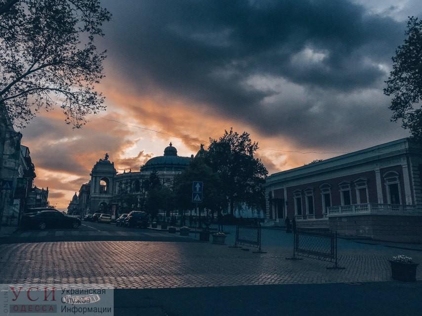 Первый день недели в Одессе начнется с дождя «фото»