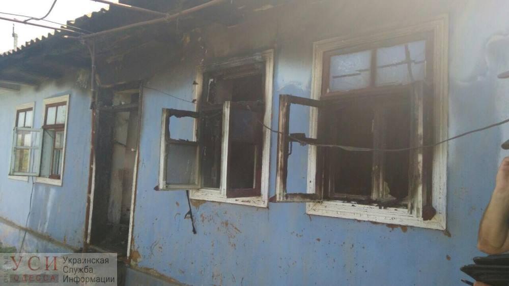 В Одесской области на пожаре сгорели четверо детей, пока их матери выпивали во дворе (фото) ОБНОВЛЕНО «фото»