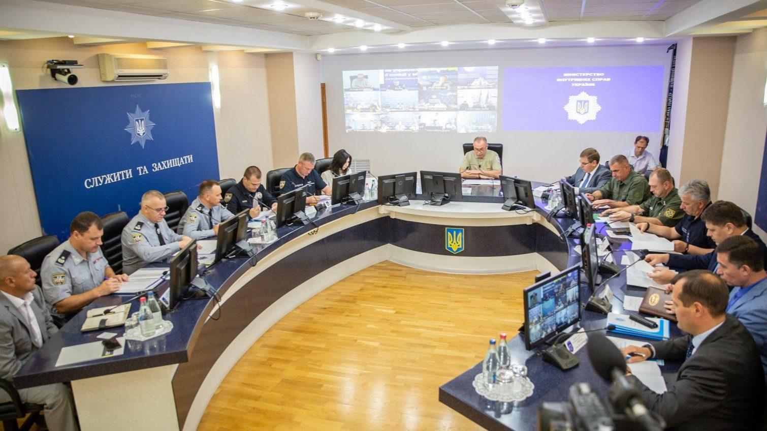 Полиция введет новый алгоритм проверки сообщений о минированиях «фото»