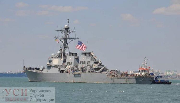 Россия объявила учения: корабли и авиация Черноморского флота и постоянно следуют за участниками «Си Бриза» «фото»