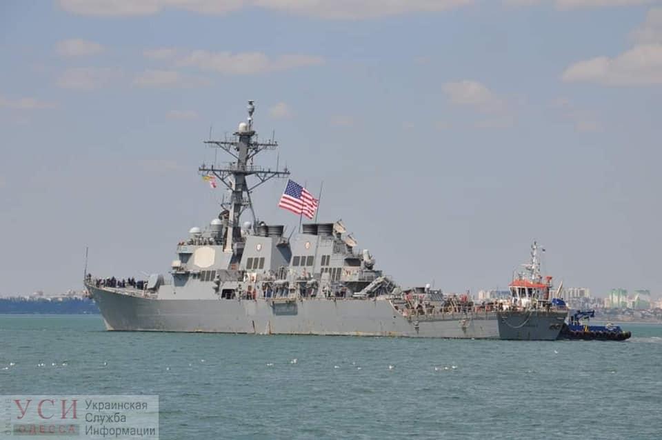 В честь Дня независимости США на Одесском морвокзале устроили концерт для американских военных моряков (фото) «фото»