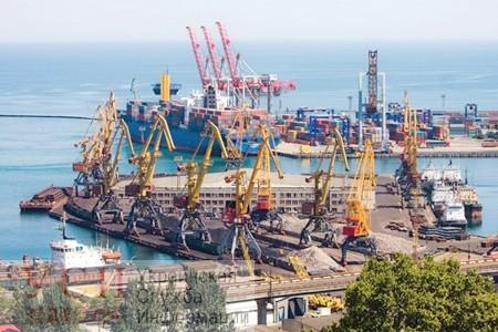 В Одесский порт впервые доставили нефть из США «фото»