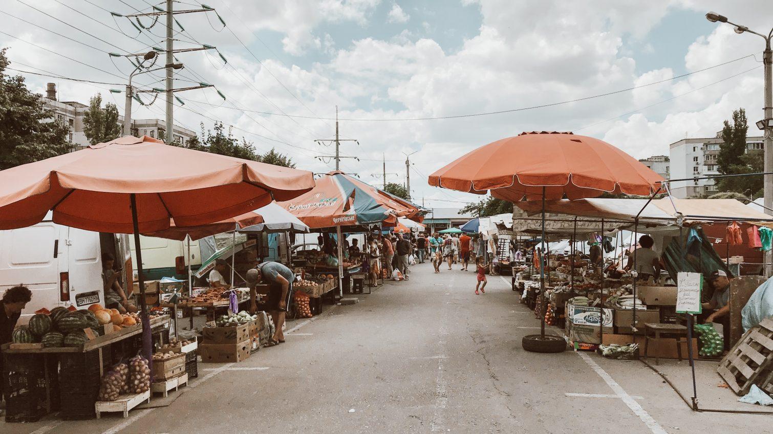 Что почем: субботний обзор цен овощей и фруктов на Киевском рынке (фото) «фото»