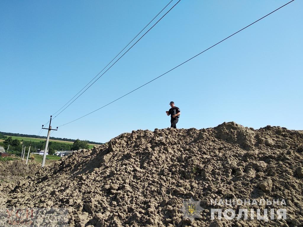 Под Одессой 11-летняя девочка умерла, схватившись за электропровод «фото»