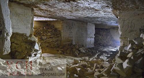Спасатели нашли в катакомбах пятерых заблудившихся жителей Одесской области «фото»