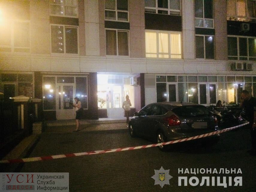 Маленькая девочка насмерть разбилась упав с 10 этажа в Приморском районе «фото»
