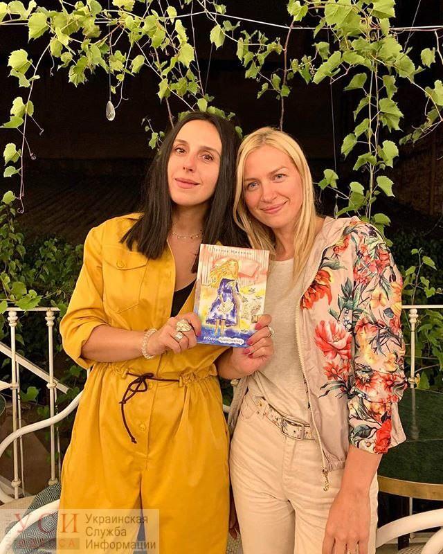 «Поэзия примитивизма»: в Одессе презентуют книгу Татьяны Милимко «фото»