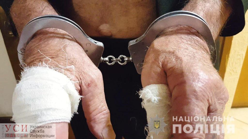 Пожилого мужчину, который за долги убил троих людей в центре Одессы, отправили в СИЗО без права на залог «фото»
