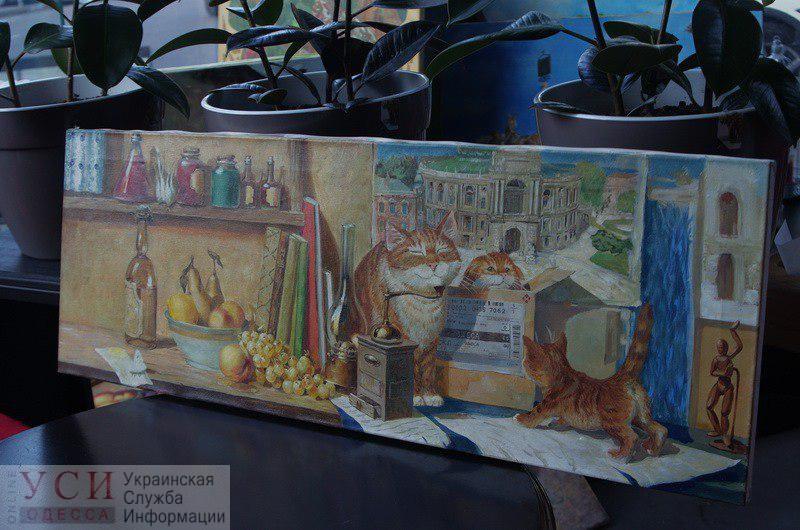 В Одессе стартовал уникальный аукцион: средства от проданных лотов пойдут на обучение детей с инвалидностью и переселенцев (фото) «фото»
