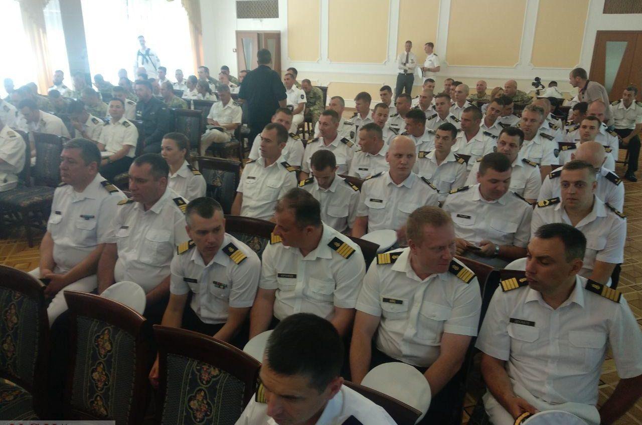 В Одессе стартовали учения «Си Бриз-2019» (фото) «фото»