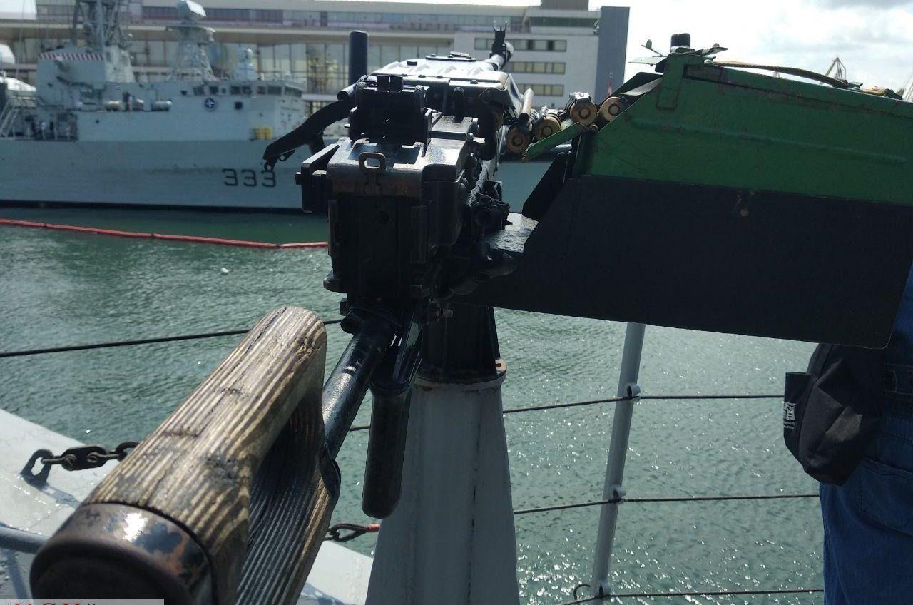 Одесситы и гости города смогут посетить боевые корабли «фото»
