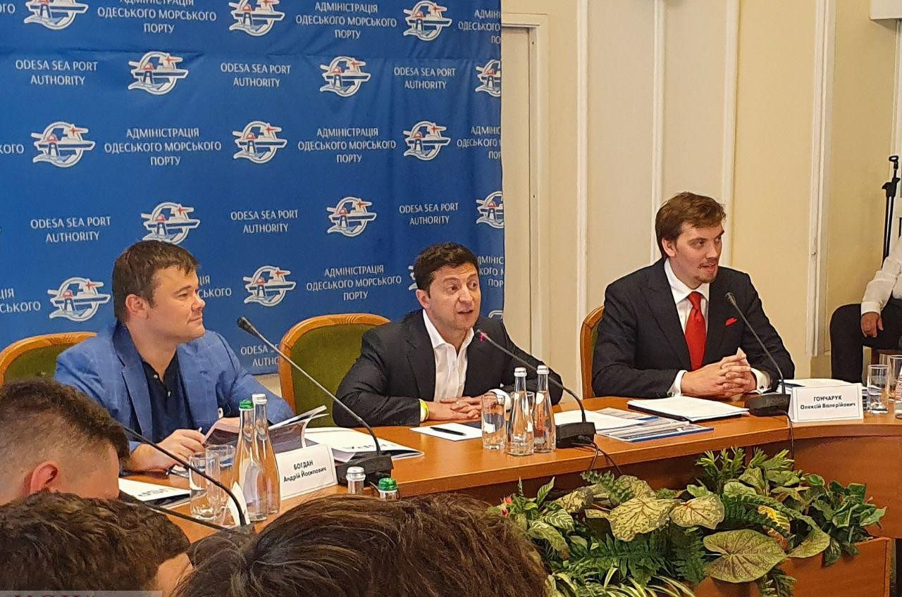 На пост главы Одесской ОГА проведут конкурс «фото»