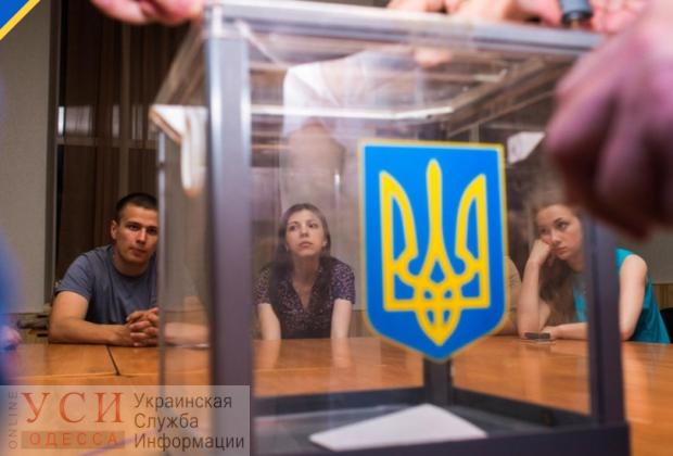В трех округах Одессы выборы под угрозой срыва «фото»