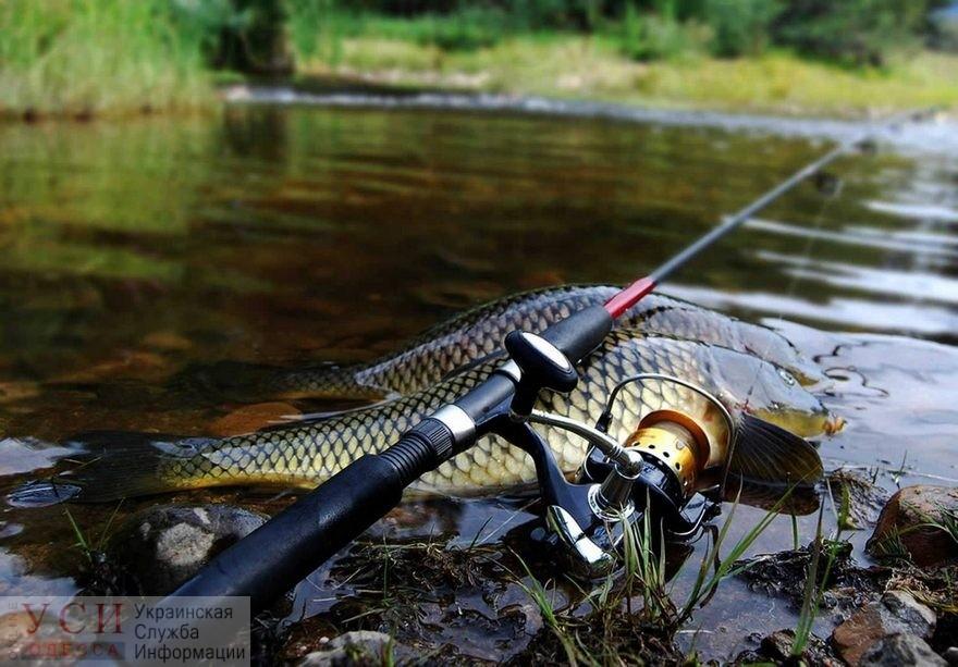 Одесская обладминистрация разрешила ловить рыбу на заповедных территориях в Одесской области «фото»