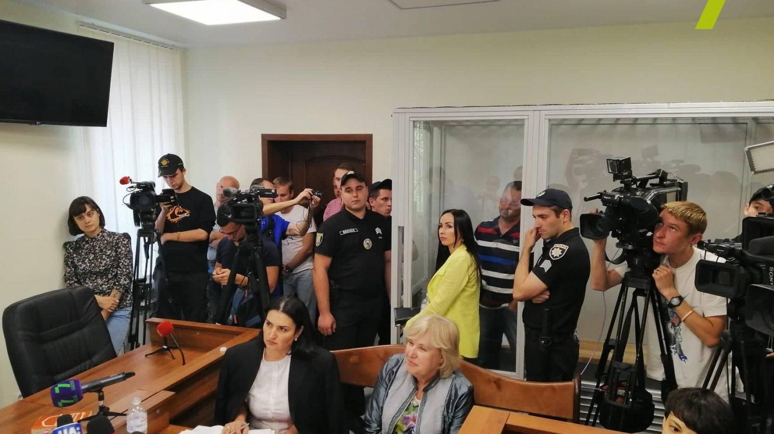 Соломенский суд Киева заключил Дмитрия Головина под домашний арест «фото»