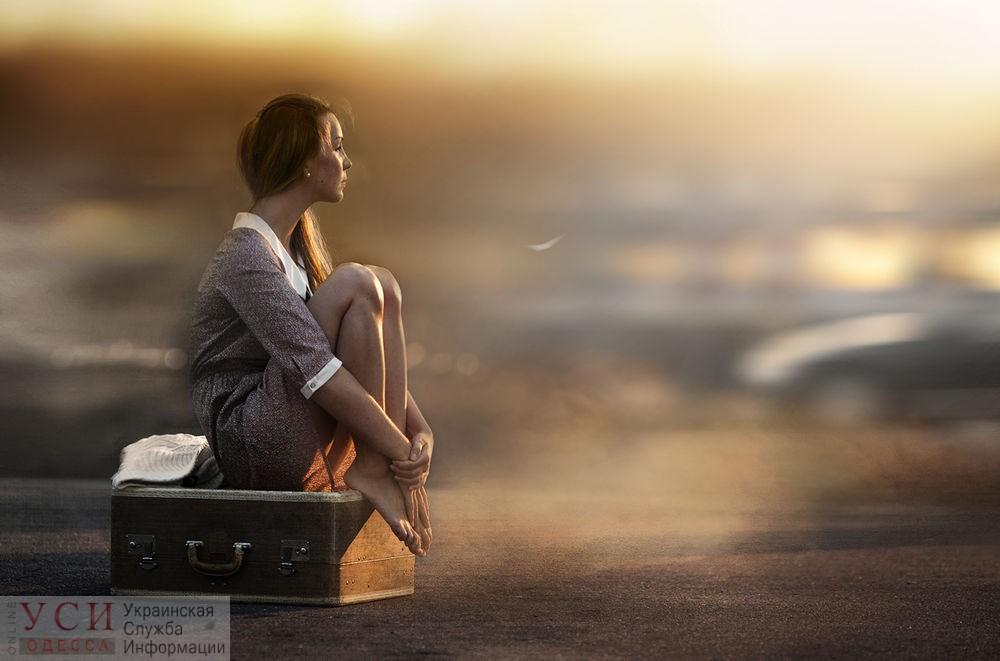 Что чувствуют переселенцы? Социальный проект в Одессе: «Умести свою жизнь в чемодан» (видео) «фото»