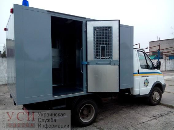 «В судах Одесской области темные конвойные помещения, а в автозаках не хватает кондиционеров», — омбудсмен «фото»
