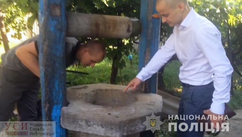 В Одесской области зять наблюдал, как брат топил его тещу (фото, видео) «фото»