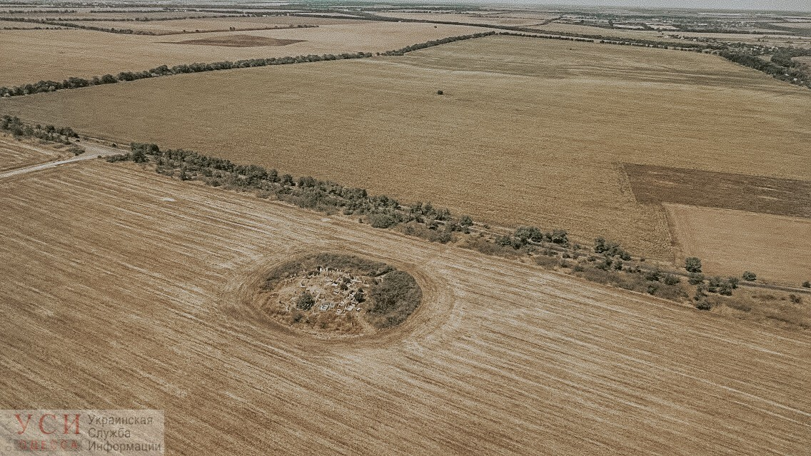 Одесская область: доисторический курган хранит память тысячелетий (фото, видео) «фото»