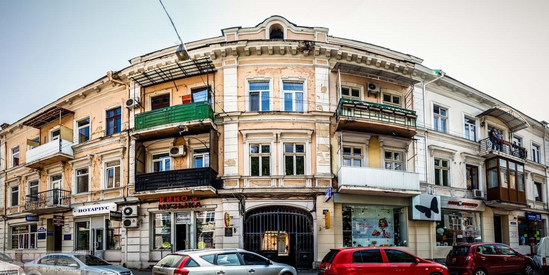 На Ланжероновской за 6 миллионов отреставрируют памятник архитектуры «фото»