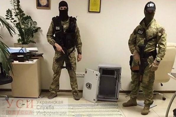 «Черные регистраторы»: в Одессе СБУ раскрыла миллионные махинации с недвижимостью (фото) «фото»