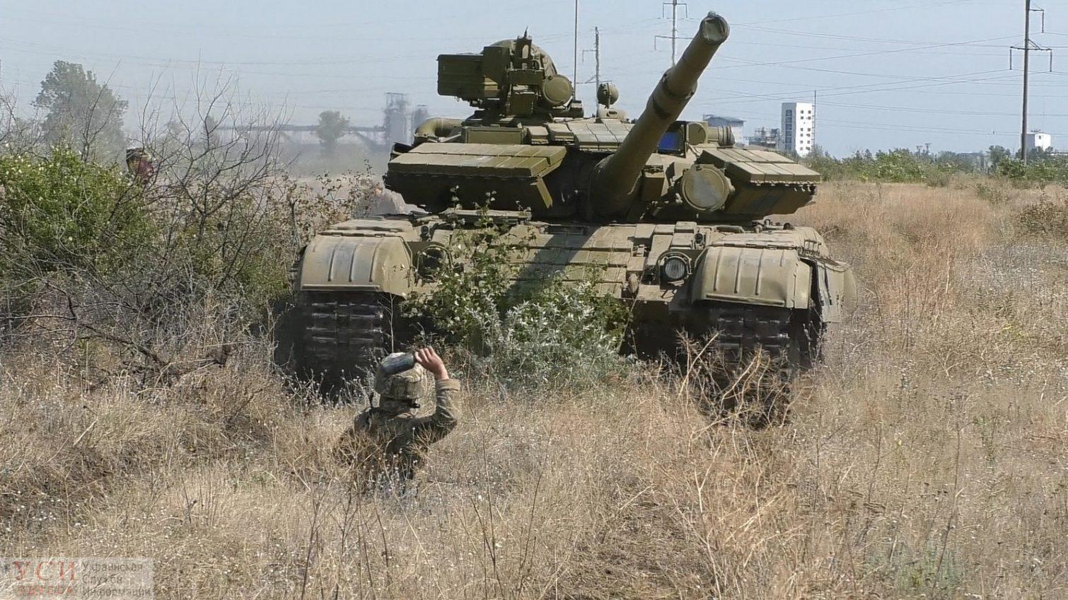 Будущие офицеры Одесской военной академии проходят интенсивный курс военной подготовки (фото) «фото»