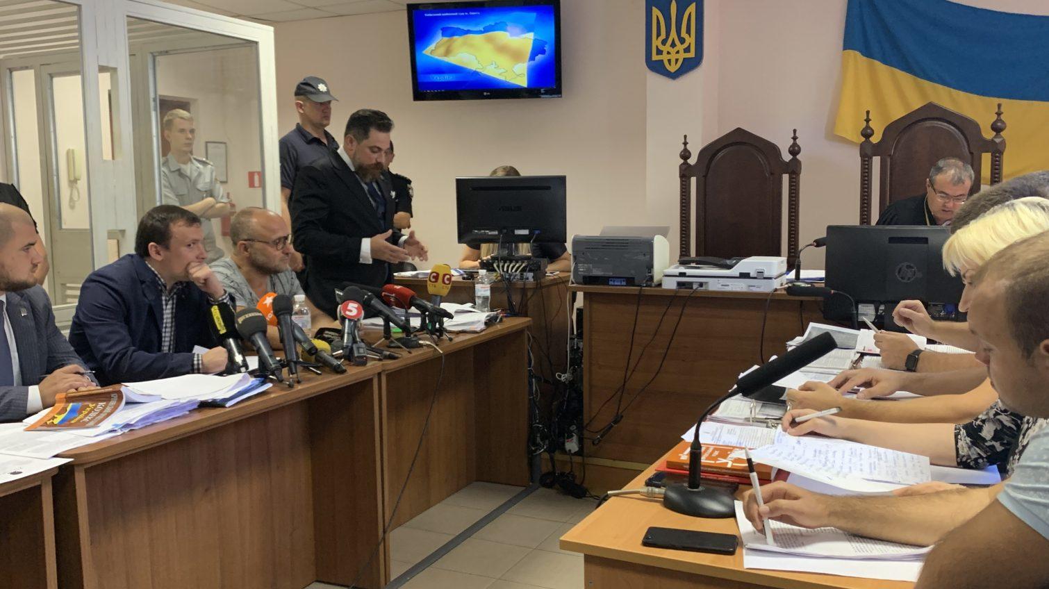 В Киевском суде продолжается заседание по избранию меры пресечения владельцу гостиницы «Токио Стар» (текстовая трансляция) ОБНОВЛЯЕТСЯ «фото»