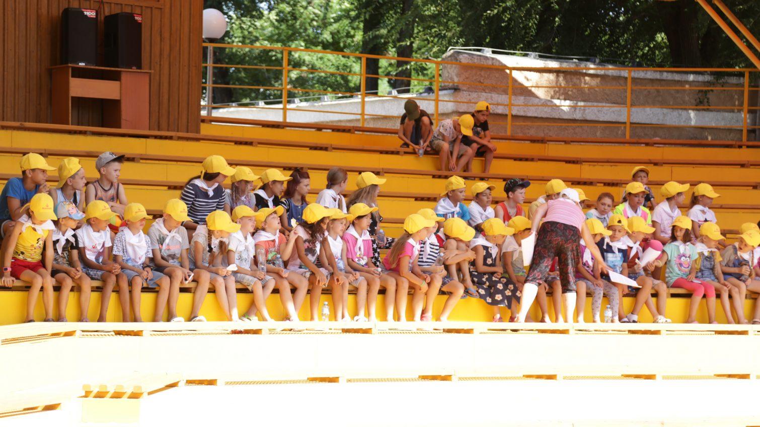 Первая смена лагеря «Виктория»: недоработанная пожарная безопасность, охрана и довольные дети (фото) «фото»