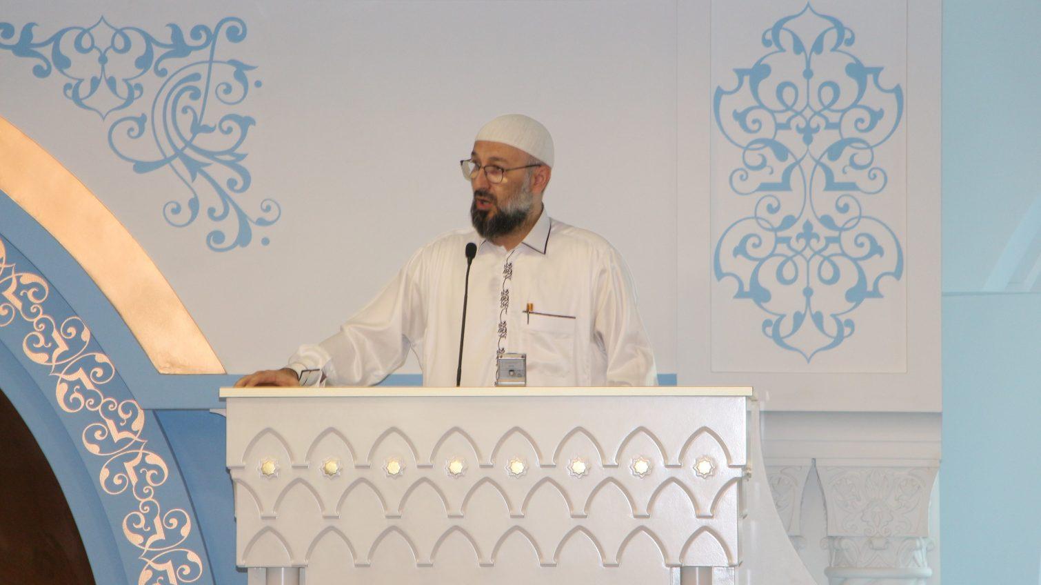 В Одессе мусульмане празднуют Курбан-байрам (фото, видео) «фото»