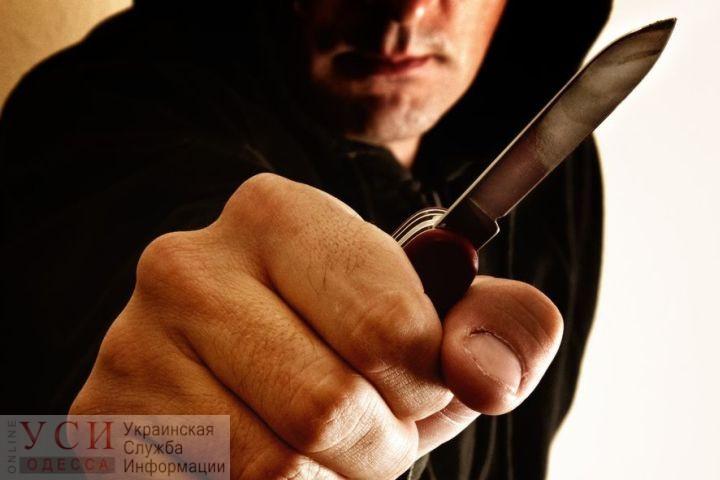 Жителю Одесской области дали год условно за то, что он порезал соседа ножом за замечание «фото»