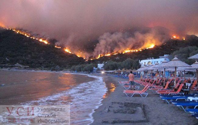 Украинцев предупредили об опасности в Греции и на Канарах «фото»