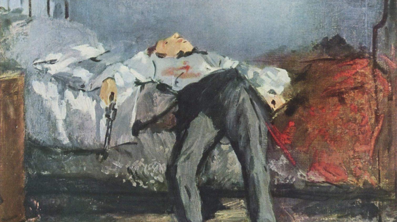 Темная сторона жизни Одессы: мода на самоубийство в начале XX века «фото»