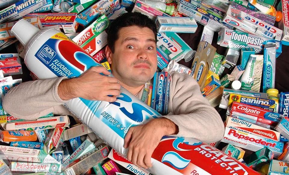 В Черноморске посадят одессита, который каждый день воровал зубную пасту в одном и том же магазине «фото»