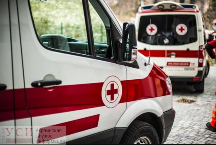 В Одесском центре реабилитации для детей ребенок сорвался с арки и получил множественные переломы «фото»