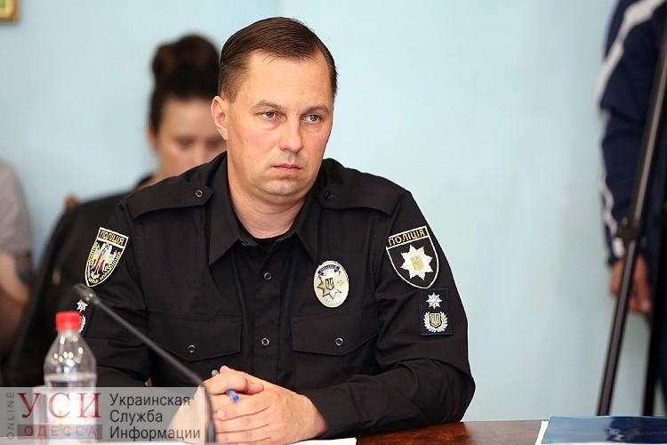 Экс-начальнику одесской полиции Дмитрию Головину продлили меру пресечения «фото»