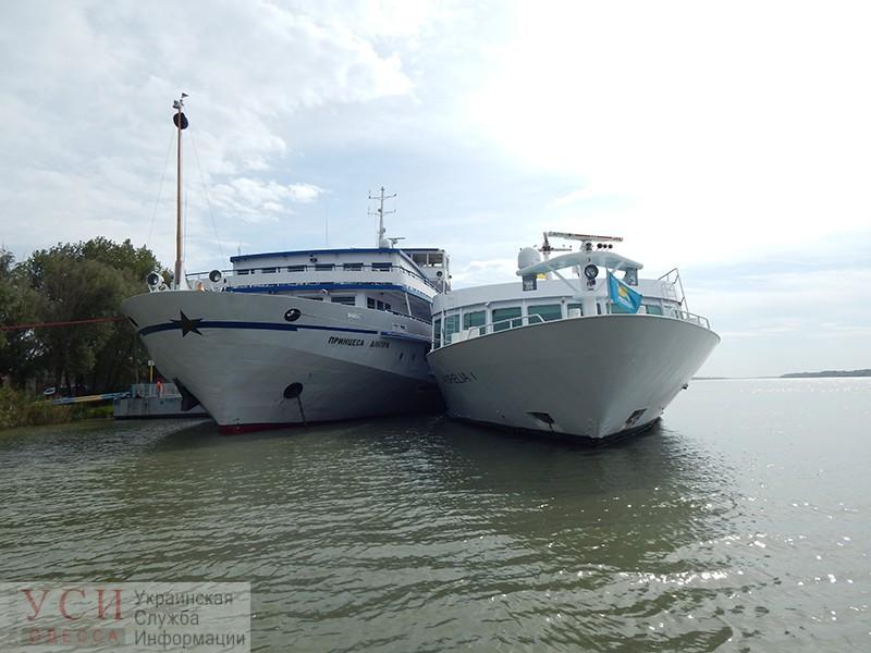 В Вилково приняли рекордные 33 круизных судна: эксперты считают, что могло быть и больше «фото»