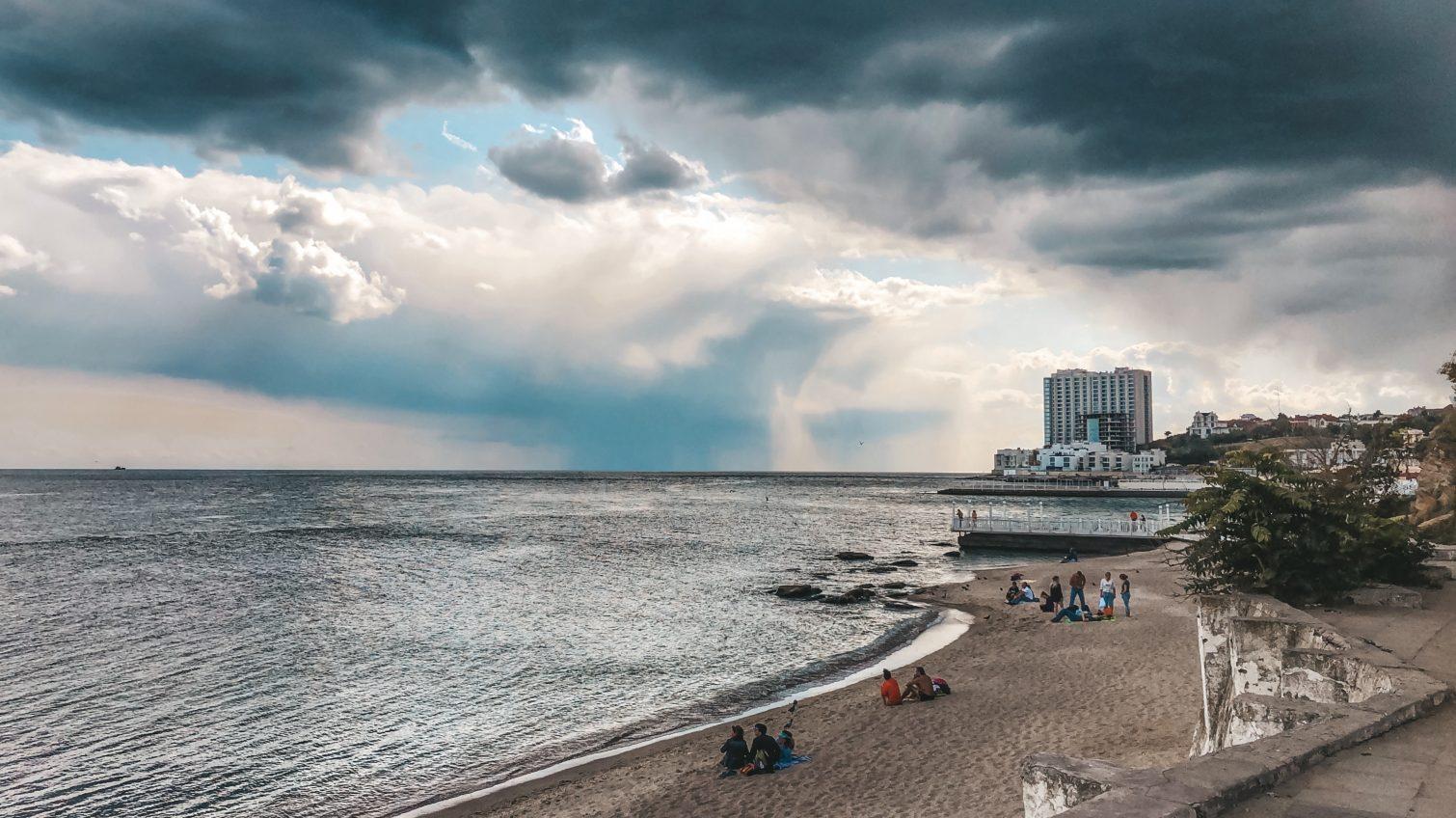 В субботу в Одессе похолодает: ночью обещают до 8 градусов тепла «фото»